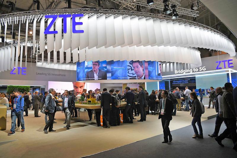 The US will help save ZTE even though it broke international laws