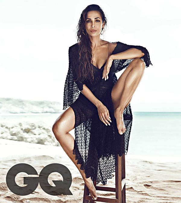<p>Malaika Arora should be held responsible for this unbearable October heat! </p>