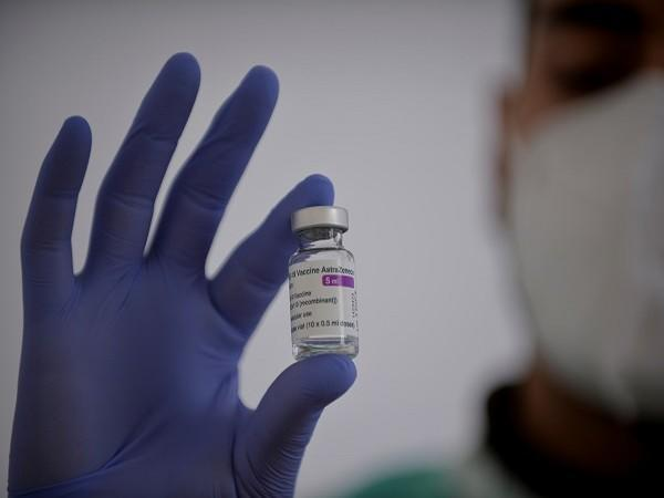 AstraZeneca COVID-19 vaccine (Credit: Reuters Pictures)