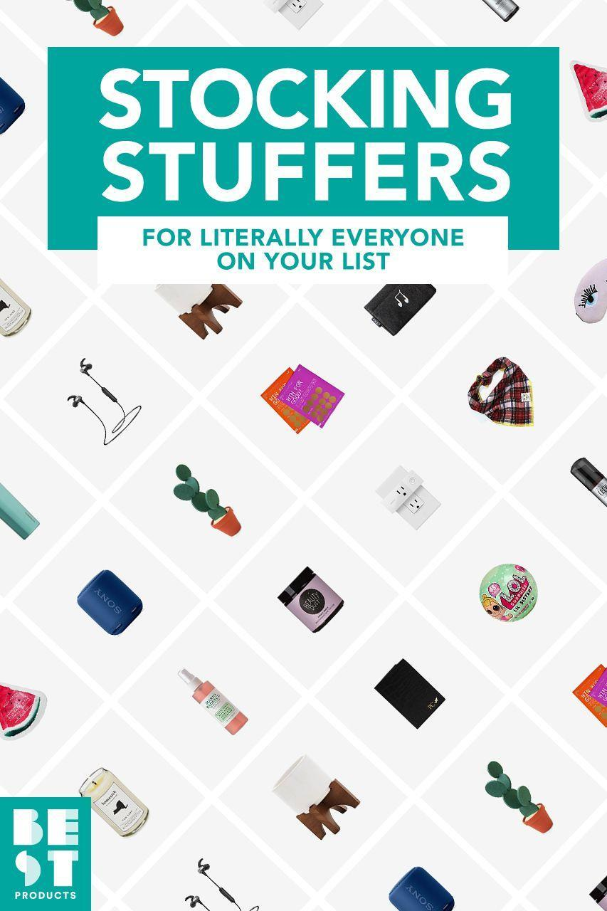 <p>Don't forget to pin these excellent stocking stuffers for adults!</p>