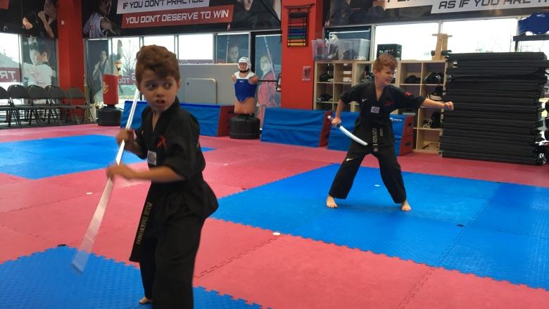 This 8-year-old martial arts champ has mastered moves that can stall others for years