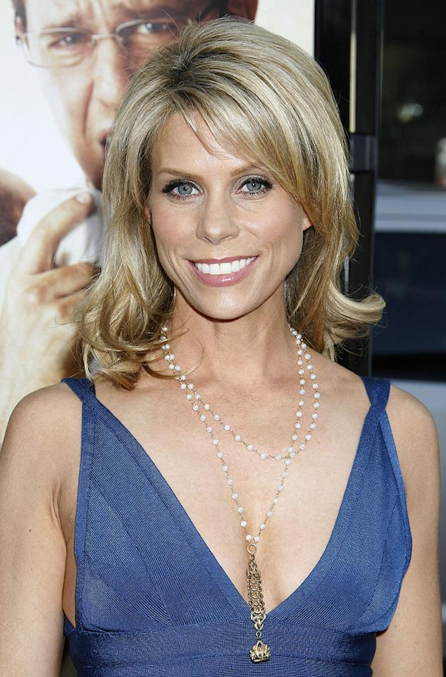 "<a href=""http://movies.yahoo.com/movie/contributor/1804537315"">Cheryl Hines</a> at the Los Angeles premiere of <a href=""http://movies.yahoo.com/movie/1810044687/info"">The Hangover</a> - 06/02/2009"