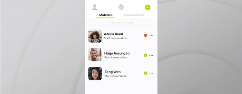 Hiki, an online dating app specifically designed for the autistic community, allows users to look for both romanticism and friendship. (Courtesy: HIKI)