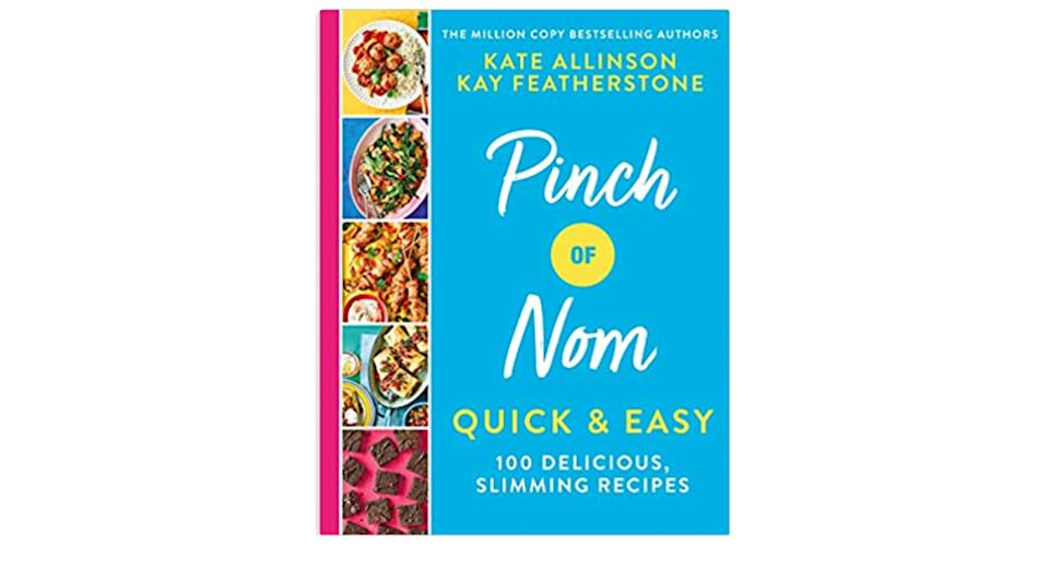 Pinch of Nom Quick & Easy: 100 Delicious, Slimming Recipe