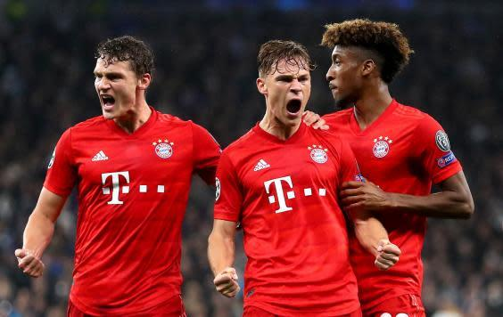 Bayern ran out 7-2 winners last time (Getty Images)