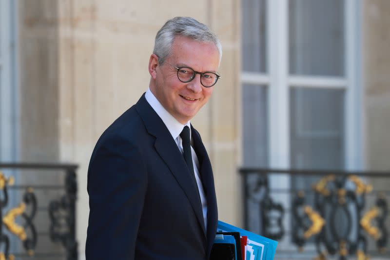 Renault loan still not signed, site closures must be last resort - Le Maire