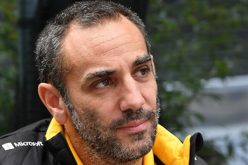 Renault sure chief's sacking won't jeopardise F1