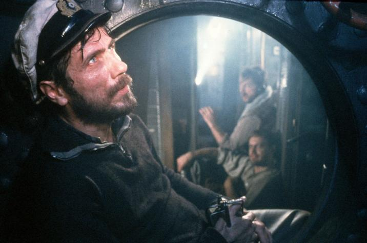 """Das Boot"" - ""The Perfect Storm"" and ""Poseidon"" director Wolfgang Petersen clearly has some hang-ups about the ocean. His first aquatic tour de force was a doozy - the 1981 submarine epic ""Das Boot."" The film follows the crew of U-96, a German U-boat (an attack submarine) as it patrols the Atlantic and Mediterranean during the Second World War. It's a trying and claustrophobic movie experience with easily one of the most bleak endings ever put to celluloid. Never flashy but always engrossing, ""Das Boot"" is also a long haul - and we don't mean the length of the ship. The uncut version of the film clocks in at close to five hours!"