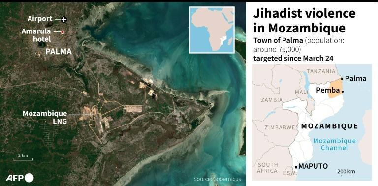 Jihadist violence in Mozambique