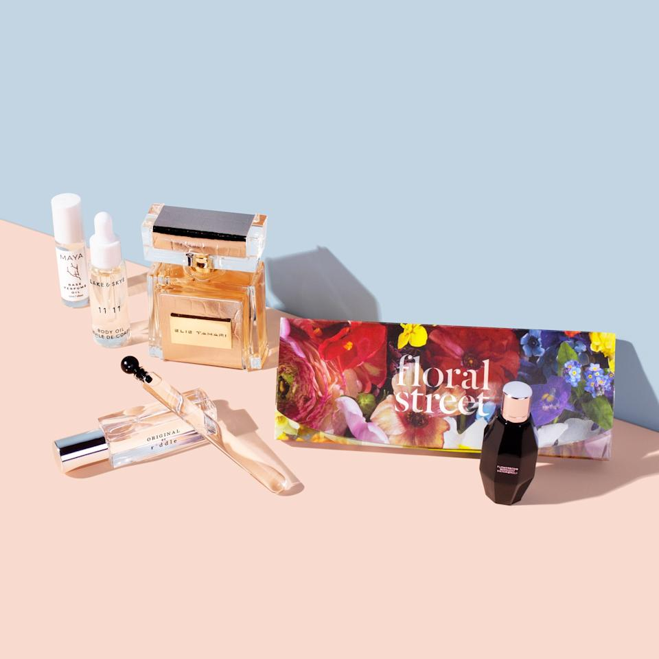 "<p>Just in time for the holidays, we've put together a Limited-Edition Fragrance Box full of our editor-approved faves. The box includes seven different scents to choose from, and — big bonus here — one of them is full-sized. On tap is the <a href=""https://www.allure.com/review/elie-tahari-eau-du-parfum-notes?mbid=synd_yahoo_rss"" rel=""nofollow noopener"" target=""_blank"" data-ylk=""slk:Elie Tahari Eau de Parfum"" class=""link rapid-noclick-resp"">Elie Tahari Eau de Parfum</a>, <a href=""https://www.allure.com/review/viktor-rolf-flowerbomb-midnight-review?mbid=synd_yahoo_rss"" rel=""nofollow noopener"" target=""_blank"" data-ylk=""slk:Viktor & Rolf Flowerbomb Midnight"" class=""link rapid-noclick-resp"">Viktor & Rolf Flowerbomb Midnight</a>, a Floral Street Perfume Set (try Neon Rose first), Lake & Skye 11 11 Body Oil, Rebecca Minkoff Eau de Parfum, Maya Base Perfume Oil Rollerball, and the Riddle Original Roll-on Fragrance Oil. The value? Over $215. The price? Just half a hundo. If you're already an <em>Allure</em> Beauty Box member, you can nab yours for 30 bucks.</p> <p><strong>$30 to $50</strong> (<a href=""https://subscribe.allure.com/subscribe/allure/135072"" rel=""nofollow noopener"" target=""_blank"" data-ylk=""slk:Shop Now"" class=""link rapid-noclick-resp"">Shop Now</a>)</p>"