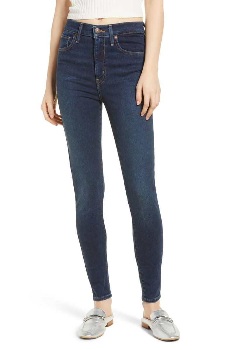 <p>It doesn't get more classic than these <span>Levi's Mile High Super Skinny Jeans</span> ($79, originally $98). If you want something stretchy and comfortable, these are the ones to go for.</p>