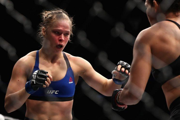 Opinion ronda rousey espn consider, that