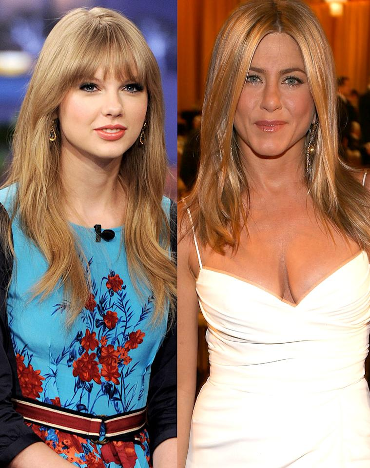 "Jennifer Aniston and Jessica Simpson were beyond ""thrilled"" that Taylor Swift ""humiliated"" their mutual ex, John Mayer, with the song, ""Dear John,"" reveals the <em>National Enquirer.</em> The mag notes the ladies even personally called Swift to thank and congratulate her for ""getting back"" at him. For what they all shockingly plan on doing next to Mayer, log on to <a target=""_blank"" href=""http://www.gossipcop.com/jennifer-aniston-jessica-simpson-thank-taylor-swift-humiliating-john-mayer-song-revenge/%20"">Gossip Cop</a>."