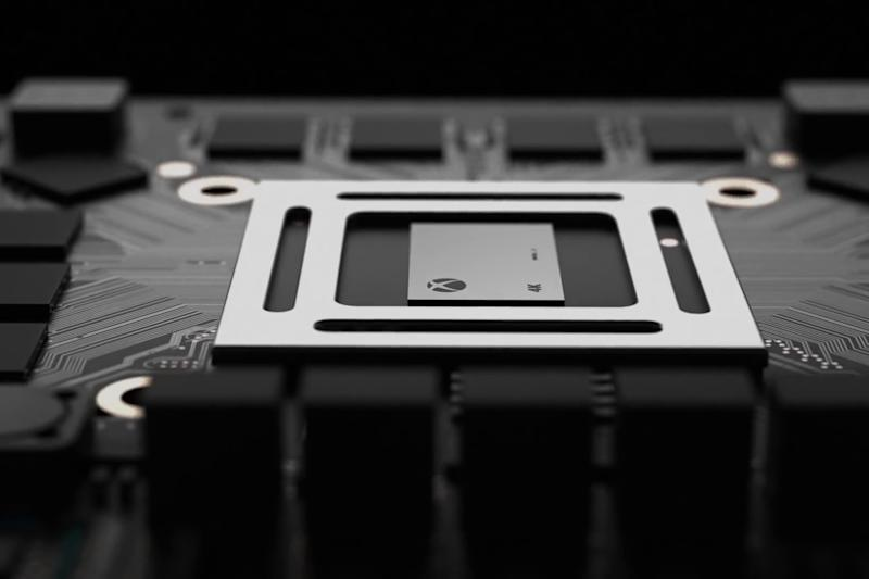 Xbox Scorpio will play UWP games and even help developers
