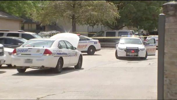 PHOTO: Two adults and a child are dead in possible murder-suicide in Houston, Texas. (KTRK)
