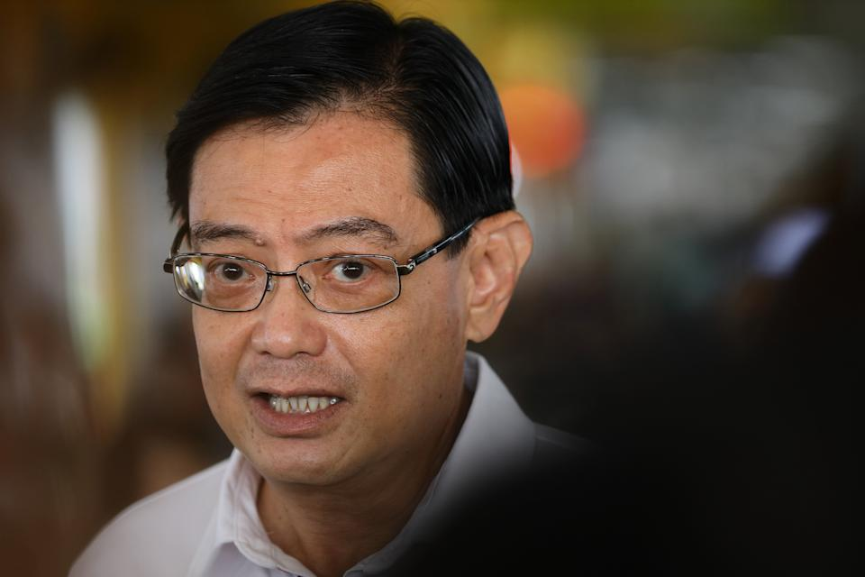 Heng Swee Keat in July 2020. (File photo: Suhaimi Abdullah/Getty Images)