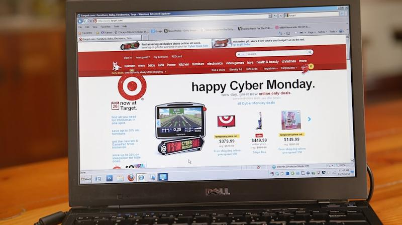 There's no such thing as a free lunch, or a string-free deal for that matter. Yes, you're going to have to pay for all those Cyber Monday savings. The cost? A piece of your online privacy.
