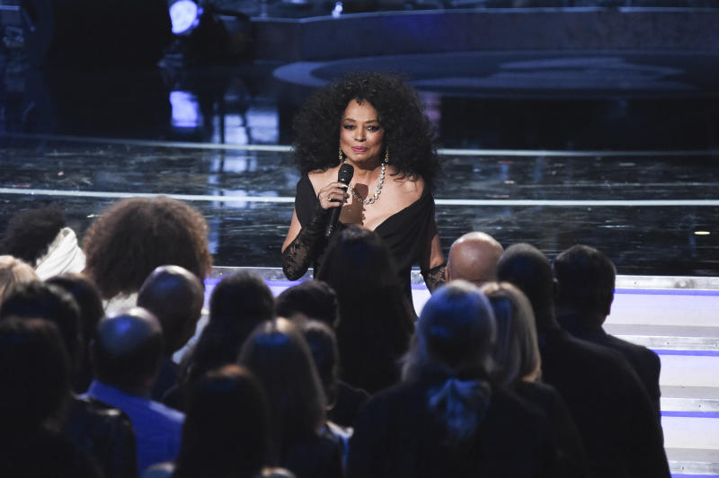 b613ba647f Diana Ross feels 'violated' by airport screener's touching