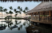 """<p>What does heaven-on-Earth look like to your kids? One guess: <a href=""""http://www.grandwailea.com/"""" rel=""""nofollow noopener"""" target=""""_blank"""" data-ylk=""""slk:the Wailea"""" class=""""link rapid-noclick-resp"""">the Wailea</a> Canyon Activity Pool, a 770,000-gallon network of nine pools spread over six levels, complete with waterslides, waterfalls, a Tarzan pool with rope swing, and the world's first water elevator. Grown-ups might be more wowed by watching the sun set over the thatch-roofed Humuhumunukunukuapua'a Lounge, perched over a saltwater lagoon, where a conch-shell is blown during a nightly torch-lighting ceremony. (Photo: Courtesy of The Grand Wailea)</p>"""