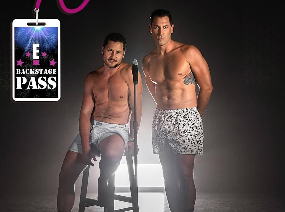E!'s Backstage Pass, Maks and Val Tour