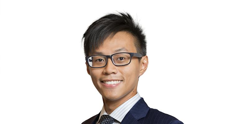 17) Henry Li, Associate, Litigation and Dispute Management, Eversheds Sutherland. Photo: Eversheds Sutherland