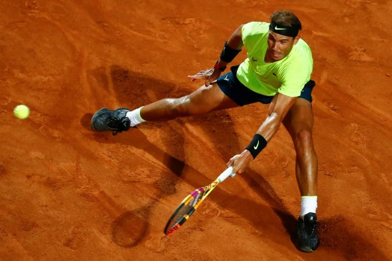 Nadal coasts into Italian Open quarter-finals
