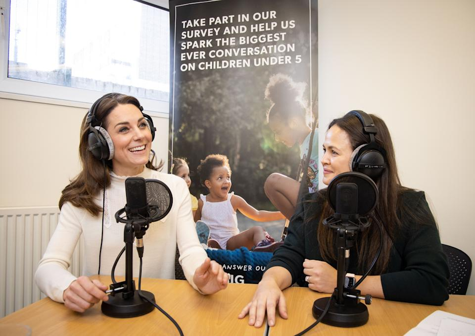 Catherine joined her on the Happy Mum, Happy Baby podcast to talk about her survey.