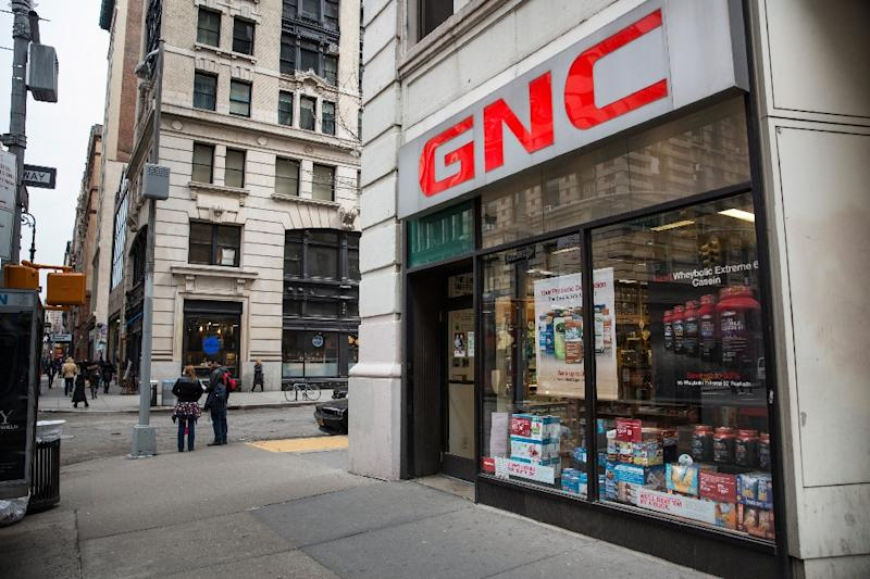 GNC shares have been under pressure since Oregon Attorney General Ellen Rosenblum announced in October 2015 she was suing the company over its sale of dietary supplements that contained chemicals not approved for use in the US