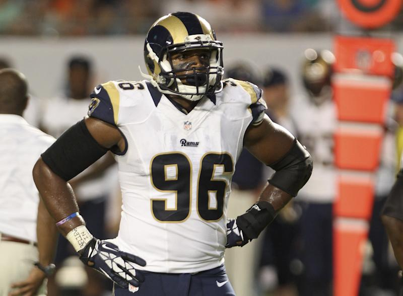 American football - First openly gay NFL draftee Sam cut from Rams roster