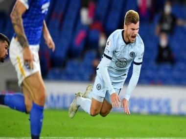 Premier League: Chelsea's Timo Werner confident of being fit in time for Liverpool clash