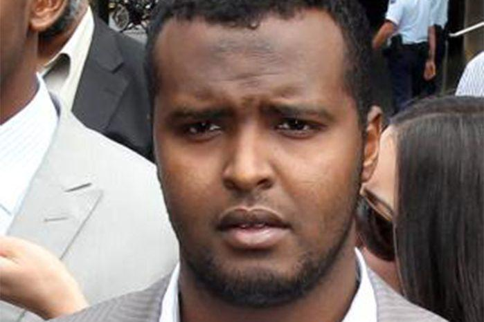 Somali national Yacqub Khayre phoned the 7 News Melbourne office at the height of the siege. Source: AAP