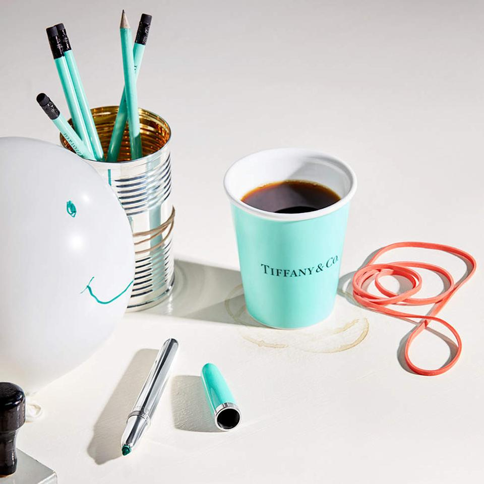 <p>Tiffany & Co is brand that's been synonymous with luxury but they luxury brand is taking a more ~utilitarian~ approach with their latest collection. <i>(All photos via Tiffany & Co)</i> </p>