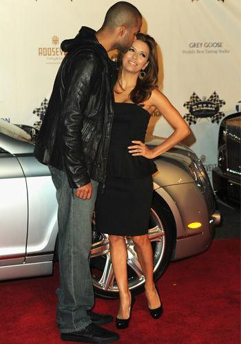 """<p>This one was a shock. After saying they want a family together, Eva Longoria filed for divorce from husband Tony Parker, after allegedly discoving hundreds of """"sex texts"""" to a team mate's ex-wife. We'll keep you posted with further developments on this one.</p>"""