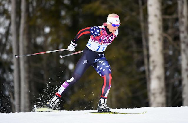 Randall has competed in the Olympics four times prior to the 2018 Winter Olympics. (Photo: Getty Images)