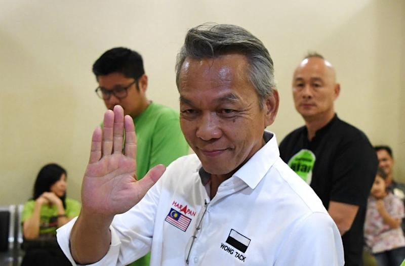 Wong joins the likes of Kuantan MP Fuziah Salleh and Parti Sosialis Malaysia, who have condemned the Pakatan Harapan government's decision to extend Lynas' operating licence. — Bernama pic
