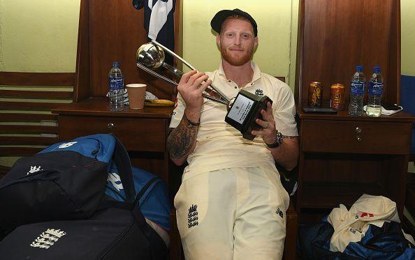 Ben Stokes, born in Christchurch, has been the number one all-rounder for England in recent past