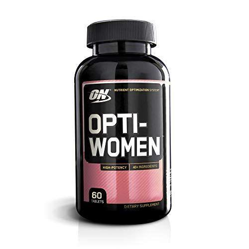 """<p><strong>Optimum Nutrition</strong></p><p>Amazon</p><p><strong>$9.95</strong></p><p><a href=""""http://www.amazon.com/dp/B002DYIZFI/?tag=syn-yahoo-20&ascsubtag=%5Bartid%7C10070.g.3065%5Bsrc%7Cyahoo-us"""" rel=""""nofollow noopener"""" target=""""_blank"""" data-ylk=""""slk:SHOP NOW"""" class=""""link rapid-noclick-resp"""">SHOP NOW</a></p><p>Approved by the <a href=""""https://www.vegsoc.org/"""" rel=""""nofollow noopener"""" target=""""_blank"""" data-ylk=""""slk:Vegetarian Society"""" class=""""link rapid-noclick-resp"""">Vegetarian Society</a>, this supplement contains 23 essential vitamins and minerals, including iron, folic acid, ostivone (a mineral which can help <a href=""""https://www.womansday.com/health-fitness/womens-health/advice/a7479/bone-boosters/"""" rel=""""nofollow noopener"""" target=""""_blank"""" data-ylk=""""slk:maximize bone density"""" class=""""link rapid-noclick-resp"""">maximize bone density</a>), and uva ursi (a plant that boosts <a href=""""https://www.womansday.com/health-fitness/womens-health/a59060/uti-symptoms-in-women/"""" rel=""""nofollow noopener"""" target=""""_blank"""" data-ylk=""""slk:urinary tract"""" class=""""link rapid-noclick-resp"""">urinary tract</a> and kidney health). </p>"""