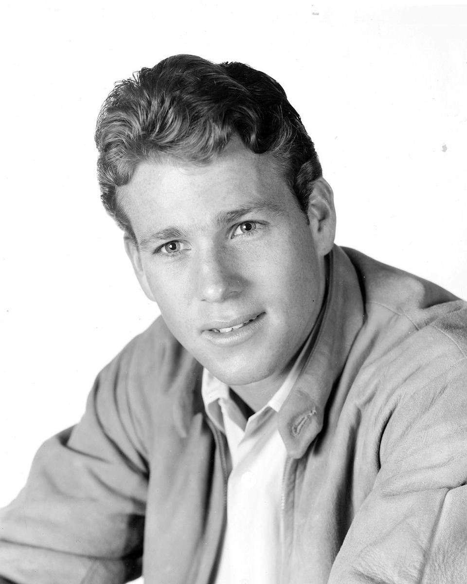 <p>Ryan O'Neal is best known for his work in the '70s—he starred in <em>Love Story</em> and <em>Barry Lyndon—</em>but the actor's first acting role was a guest spot on the television show<em> The Many Loves of Dobie Gillis</em> in 1960.</p>