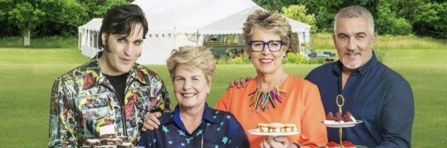"""Cast of """"The Great British Bake Off"""""""