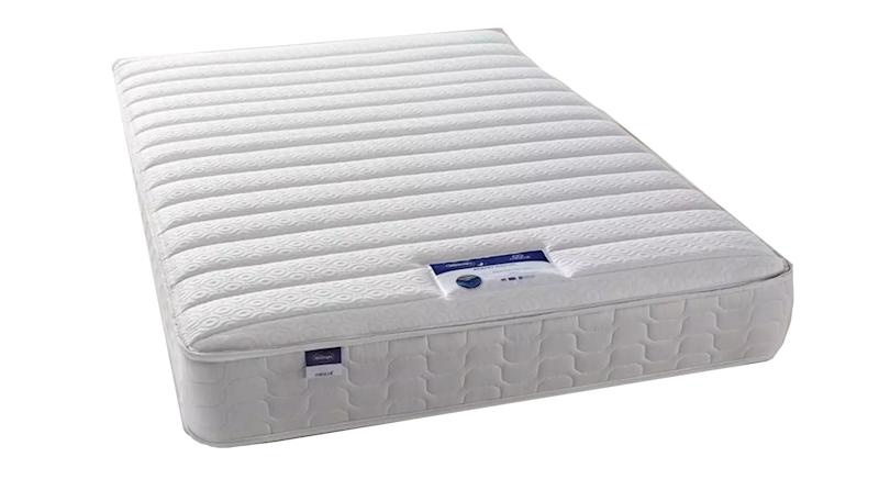 Silentnight Hatfield Memory Foam Small Double Mattress
