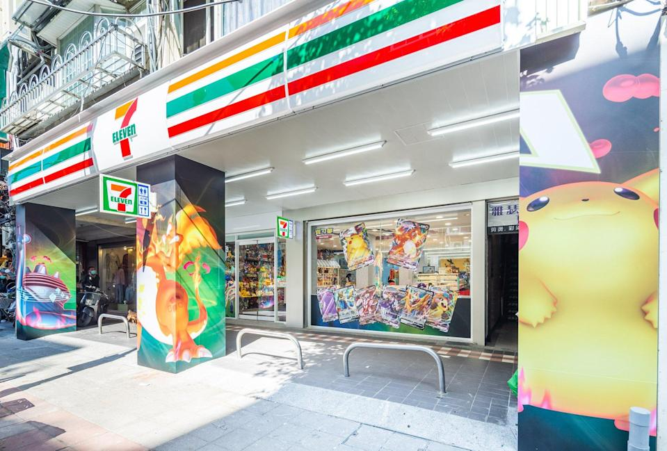 "<p>全台唯一7-11「寶可夢主題店」在1月底於板橋府中正式開幕。| The only 7-11 ""Pokemon-theme Store"" in Taiwan was officially opened in Banqiao District, New Taipei City, at the end of January.  (Courtesy of 7-11/Facebook) </p>"