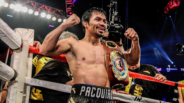 It could have been Vasyl Lomachenko or Amir Khan. But instead, Pacquiao chooses to fight the relatively unknown Jeff Horn in July. But why?