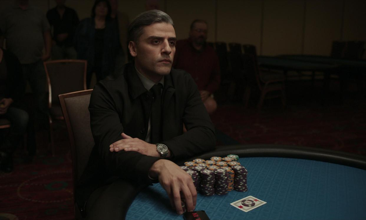 Oscar Isaac stars in Paul Schrader's latest film The Card Counter (Photo: Courtesy of Focus Features/Focus Features)