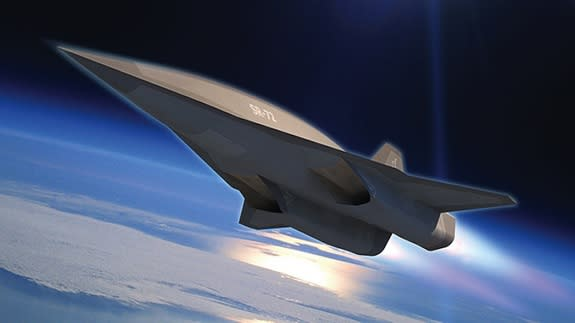 Affordable Hypersonic Jets Could Be High-Flying Reality by 2023