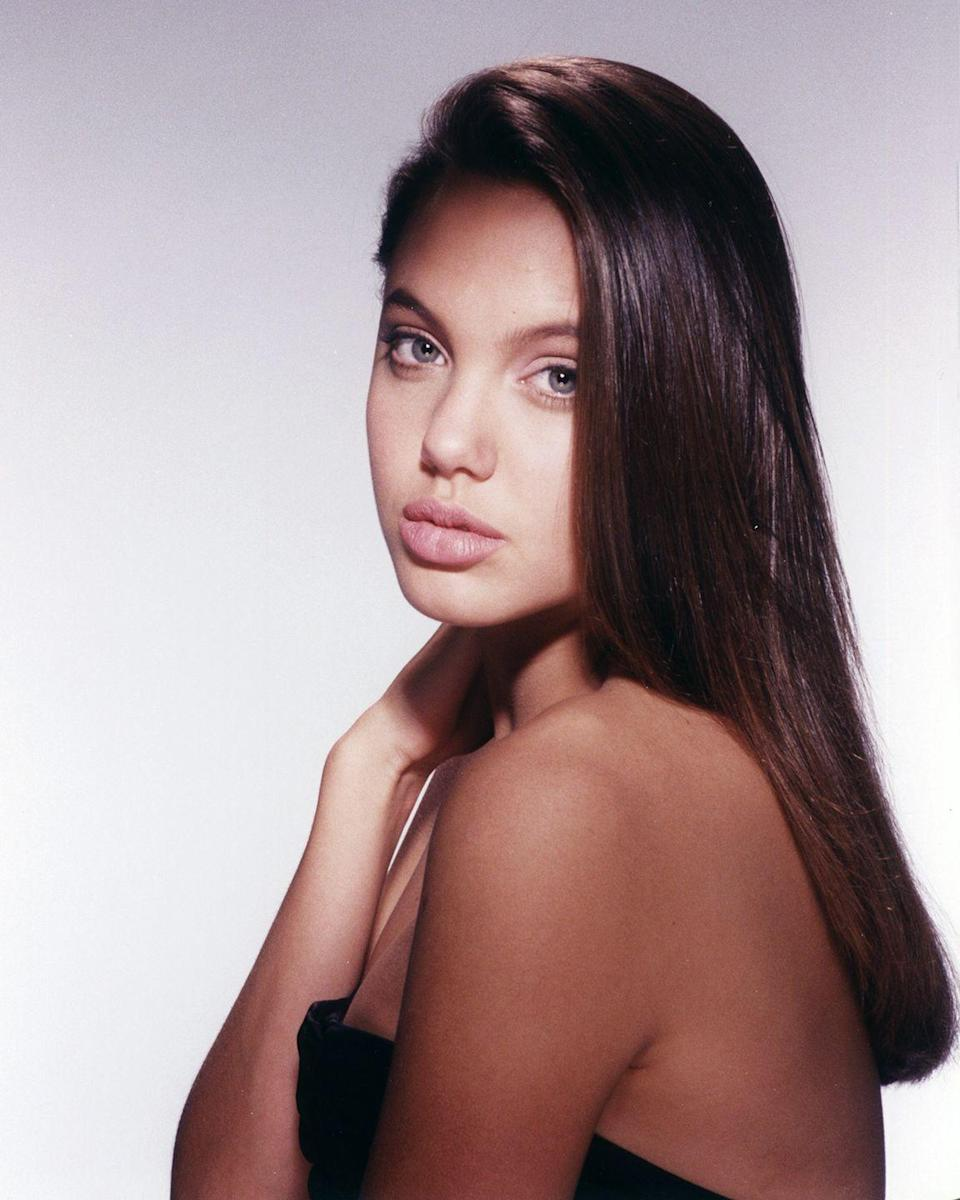 <p>With a famous father like Jon Voight, it's no wonder Angelina Jolie didn't wait long to step in front of the camera. The A-list actress appeared in her first film,<em> Lookin' to Get Out</em>, with Jon at the age of 7. She later returned to film in the 1993 movie, <em>Cyborg 2: Glass Shadow, </em>and became one of Hollywood's rising stars a few years later with her role in <em>Hackers</em>.</p>