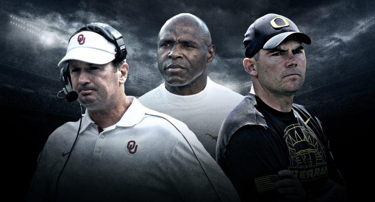 On the hot seat? No. But these coaches could use a win right about now. (Yahoo Sports illustration)