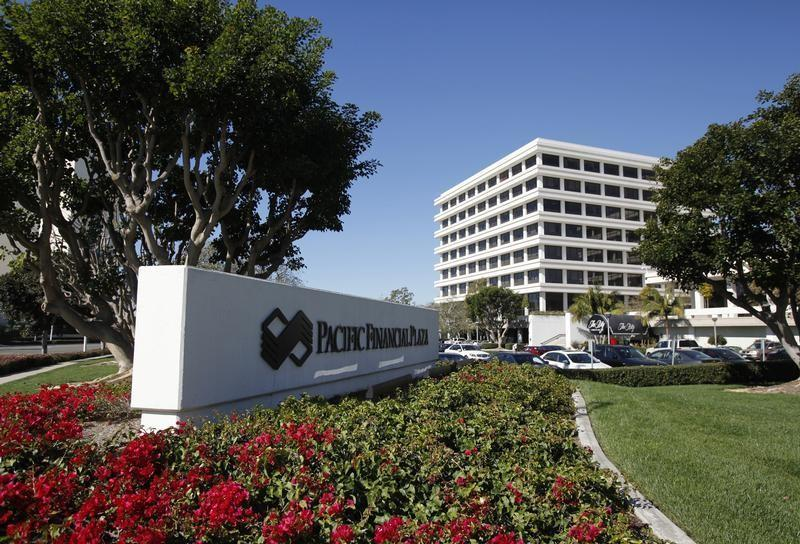 The headquarters of investment firm PIMCO is shown in this photo taken in Newport Beach, California January 26, 2012.