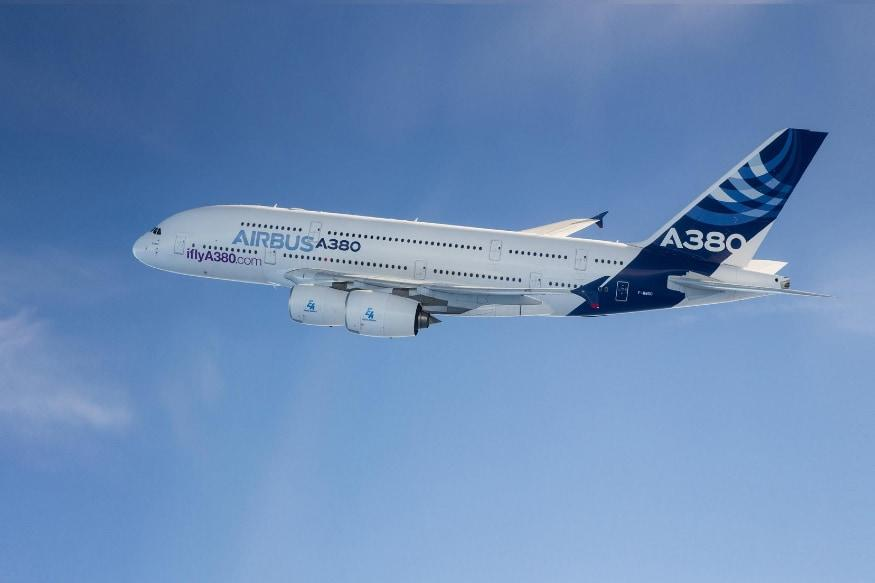 Airbus A380. (Image source: Airbus)