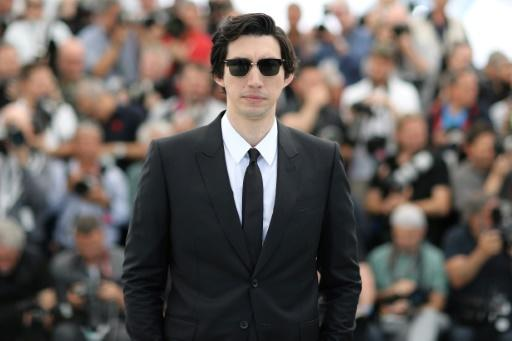 Adam Driver plays a Jewish policeman who meets the Klansmen face-to-face