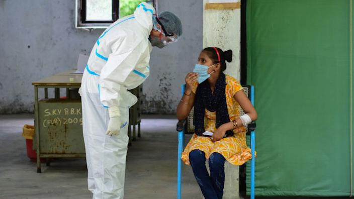 India's coronavirus policy has largely focused on test and trace